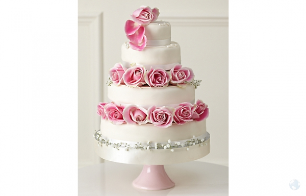 Marks And Spencer Wedding Gifts: Wedding Cakes Images