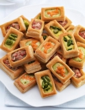 Marks and Spencer - 27 Deep-Filled Vol-Au-Vents