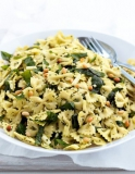 Marks and Spencer - Pasta Salad with Spinach & Pine Nuts