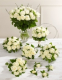 Marks and Spencer - White Wedding Luxury Rose Collection