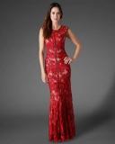 Phase Eight - Paige Tapework Full Length Dress