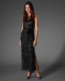 Phase Eight - Elektra Sequin Full Length Dress