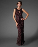 Phase Eight - Lexy Tapework Full Length Dress