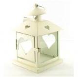 Hobbycraft - Hobbycraft Small Heart Lantern 29 cm
