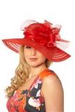 Prezzybox - Spiral Mesh Occasion Hat