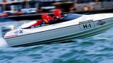 Red Letter Days - Honda Powerboating