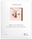 Lily Charmed - Bridesmaid Bee Necklace