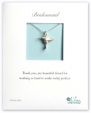 Lily Charmed - Bridesmaid Thank You Necklace
