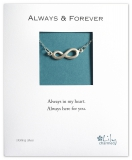 Lily Charmed - Always and Forever Necklace