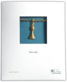 Lily Charmed - Gold Chess Piece Bracelet