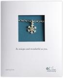 Lily Charmed - Silver Snowflake Bracelet