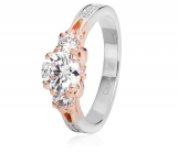 Clogau Gold - Tree Of Life Engagement Ring