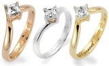 Clogau Gold - Make A Wish Engagement Ring