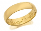 Clogau Gold - Windsor Collection Wedding Ring
