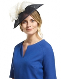 Marks and Spencer - Floral Corsage Mesh Disc Headband