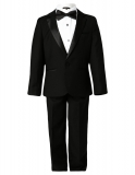 Marks and Spencer - 4 Piece Tuxedo Suit