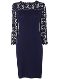 House of Fraser - Phase Eight Suzy Lace Dress