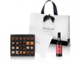 Hotel Chocolat - Signature Collection chocolates & Tawny Port