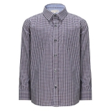 John Lewis - John Lewis Heirloom Boys Edessa Check Shirt