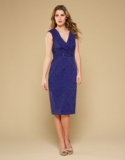 Monsoon - Esha Jacquard Dress