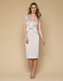 Monsoon - Rosetta Embellished Dress