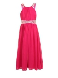 House of Fraser - Little Misdress Girl's Embellished Maxi Dress