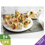 Waitrose - Waitrose Vegetarian Wrap Party Platter