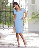 Marisota - Marisota Together Shift Dress
