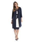 Marisota - Marisota Joanna Hope Dress and Jacket Set