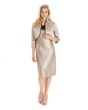 Marisota - Marisota Joanna Hope Hotlist Shift Dress and Bolero