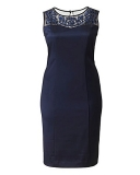 Simply Be - SIMPLY BE JOANNA HOPE SEQUIN EMBELLISHED DRESS