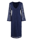 Simply Be - SIMPLY BE CHANGES LACE TUNIC DRESS