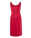Simply Be - SIMPLY BE JOANNA HOPE PEARL TRIM DRESS