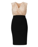 Simply Be - SIMPLY BE AX PARIS 2 N 1 LACE DRESS