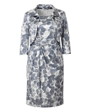 Simply Be - SIMPLY BE JOANNA HOPE PRINT DRESS AND JACKET