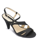 Simply Be - SIMPLY BE SHOE TAILOR SANDALS WIDE E FIT
