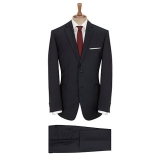John Lewis - John Lewis - Daniel Hechter Semi Plain Wedding Suit, Charcoal