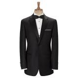John Lewis - John Lewis Dallas Dress Suit Jacket, Black