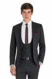 Moss Bros - Moss Bros Charcoal Mix And Match Jacket