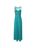 Jane Norman - Jane Norman Embellished Mesh Maxi Dress