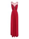 Jane Norman - Jane Norman Embellished Cowl Back Maxi Dress