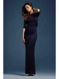 Jane Norman - Jane Norman Lace corsage Maxi dress