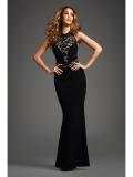 Jane Norman - Jane Norman Halterneck Sequin Maxi Dress