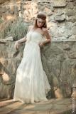 Etsy - Etsy - Ivory Lace Bohemian Wedding Dress  Handmade by SuzannaMDesigns