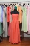 Etsy - Etsy - Chiffon Bridesmaid Dress by harsuccthing