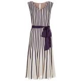 John Lewis - John Lewis Jacques Vert Banded Chiffon Dress