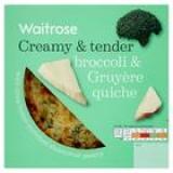 Ocado - Ocado Broccoli & Gruyere Quiche Waitrose