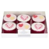 Ocado - Ocado Fiona Cairns Seasonal Fairy Cakes