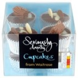 Ocado - Ocado Seriously Dainty Mini Cupcakes Waitrose