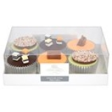 Ocado - Ocado Fiona Cairns Fairy Cakes Chocolate